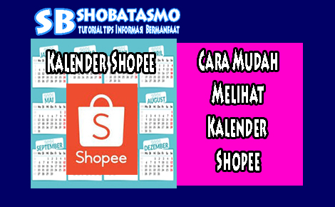 Kalender Shopee 2021