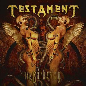"Testament - ""The Gathering"" - nowa okładka"