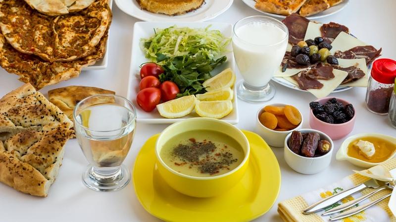 Ramazan ayında sağlıklı beslenmenin ipuçları