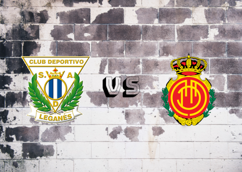 CD Leganés vs Mallorca  Resumen