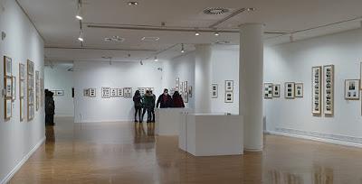Oviedo, Sabadell, exposición, postales, fotos