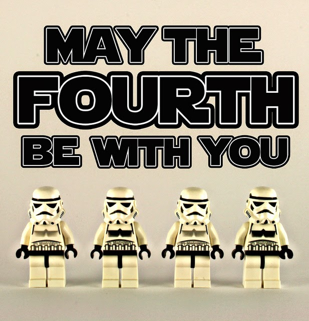 Star Wars May The Fourth: Lucky Me 123: May The Fourth Be With You! Celebrate With