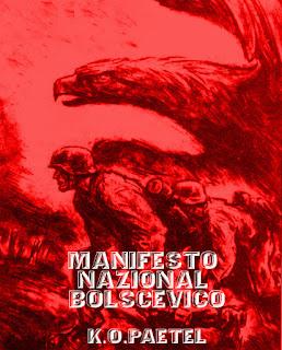 Paetel, nazbol, nazionalcomunismo, bolscevismo nazionale
