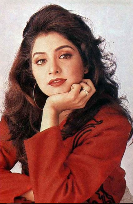 divya bharti- back to bollywood