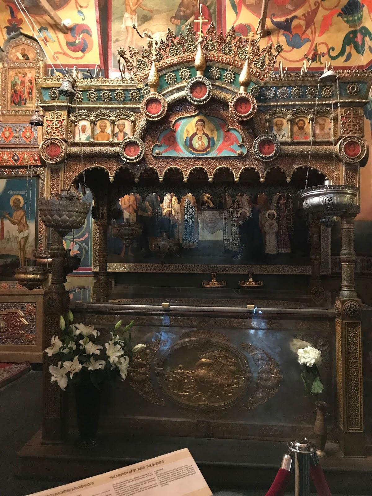 Catedral de São Basílio - Moscou