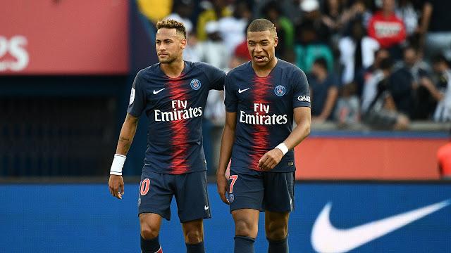 Zidane : Lebih Suka Mbappe Dibanding Neymar