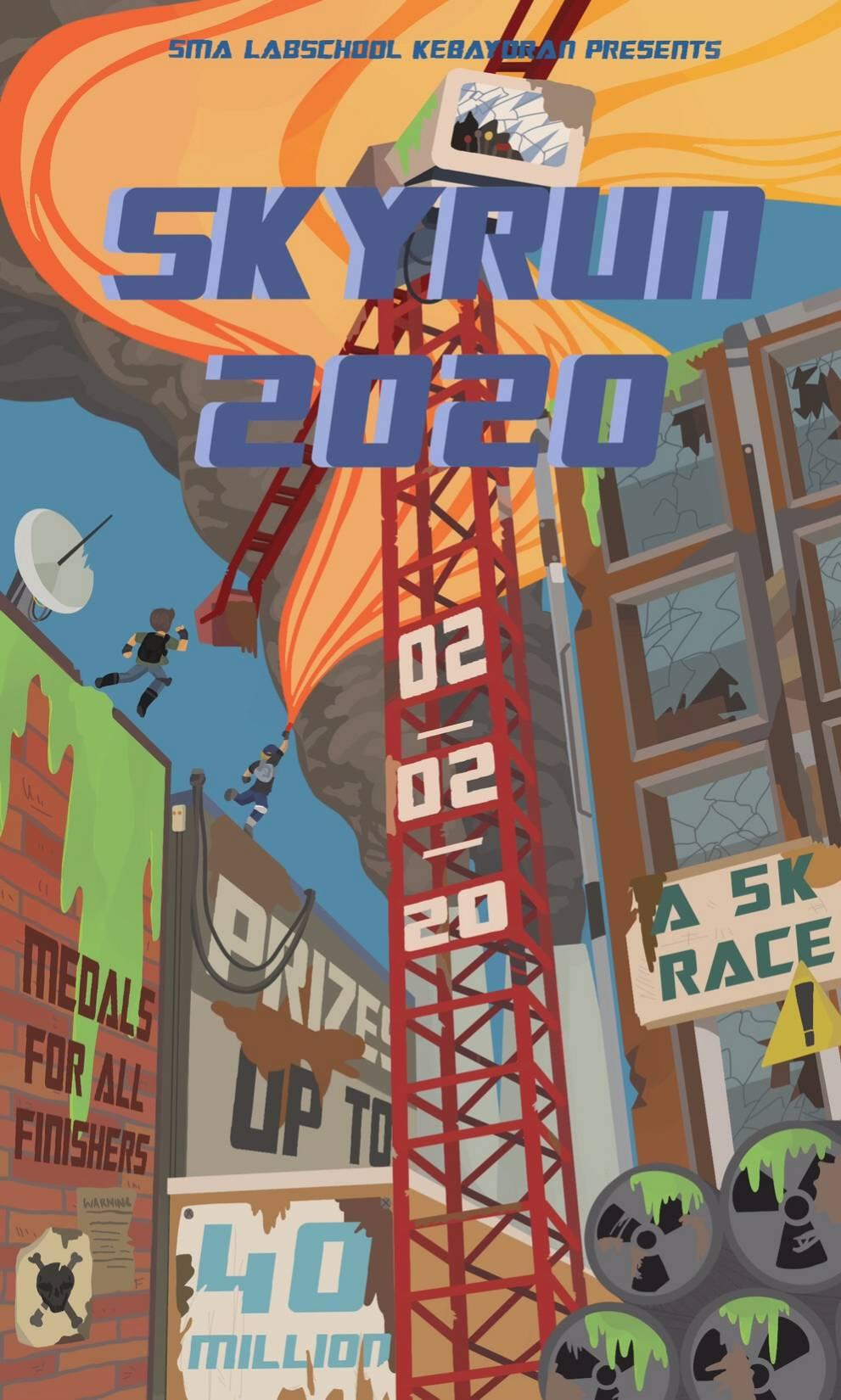 Sky Run • 2020