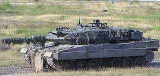 اليونان تطالب ألمانيا بوقف صادرات الأسلحة إلى تركيا
