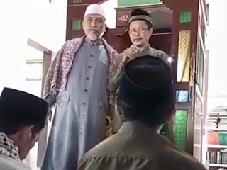 Muslim Karang Taliwang, Mataram Menyikapi pengerusakan Musholla di Minahasa Utara