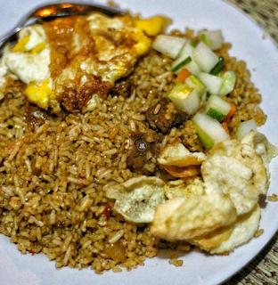 Nasi Goreng Sapi Padmanaba