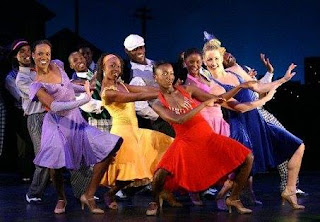 secular music dance styles