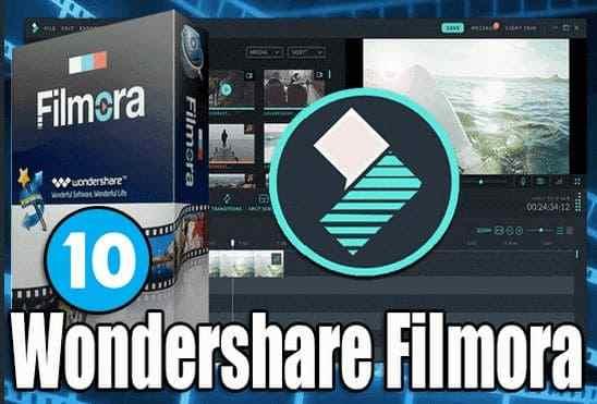 تحميل برنامج Wondershare Filmora 10.0.4.6 اخر اصدار مفعل مدى الحياة