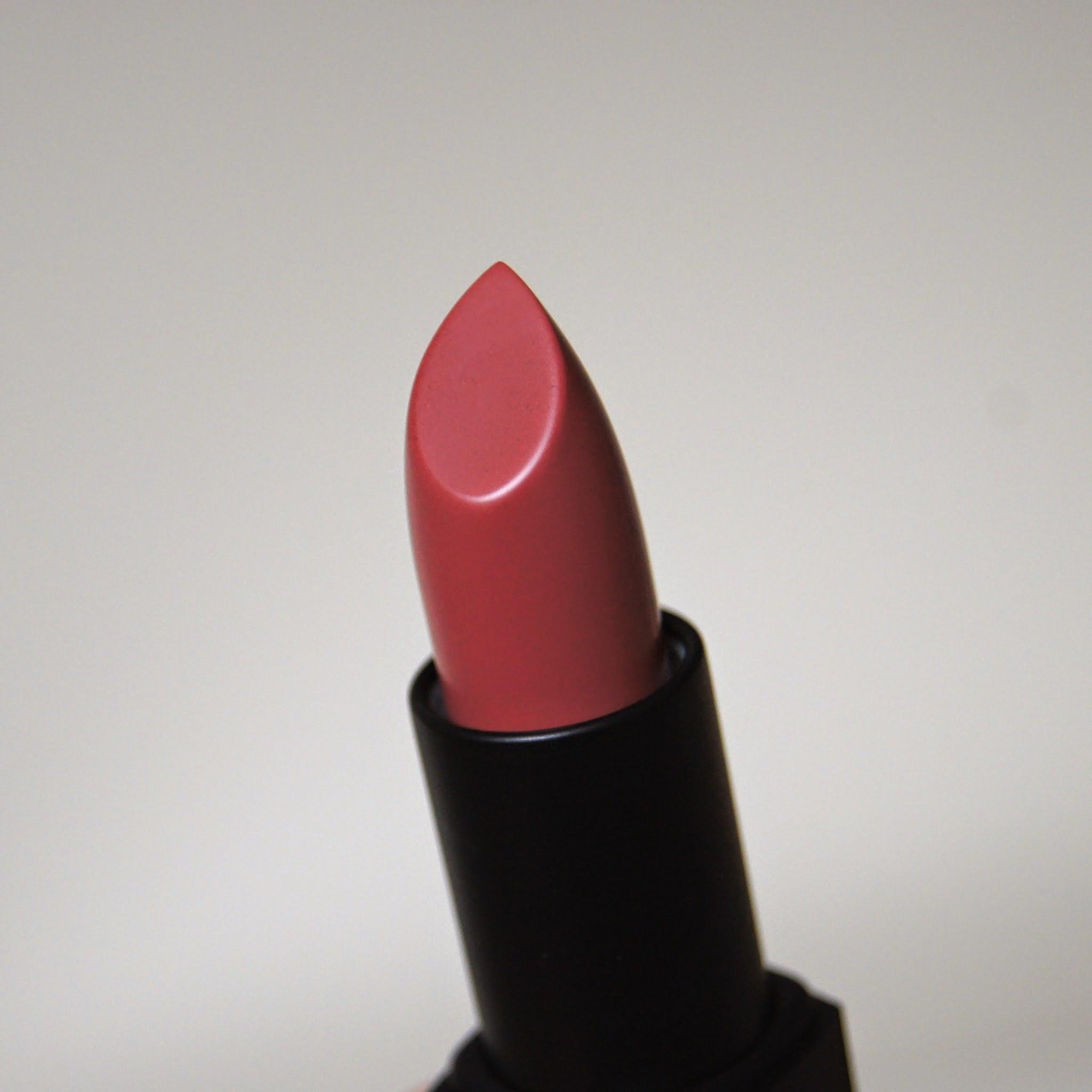 nars dolce vita sheer lipstick review swatch
