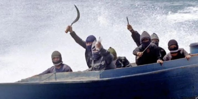Pirates kidnap 9 personnel of oil vessel enroute Lagos