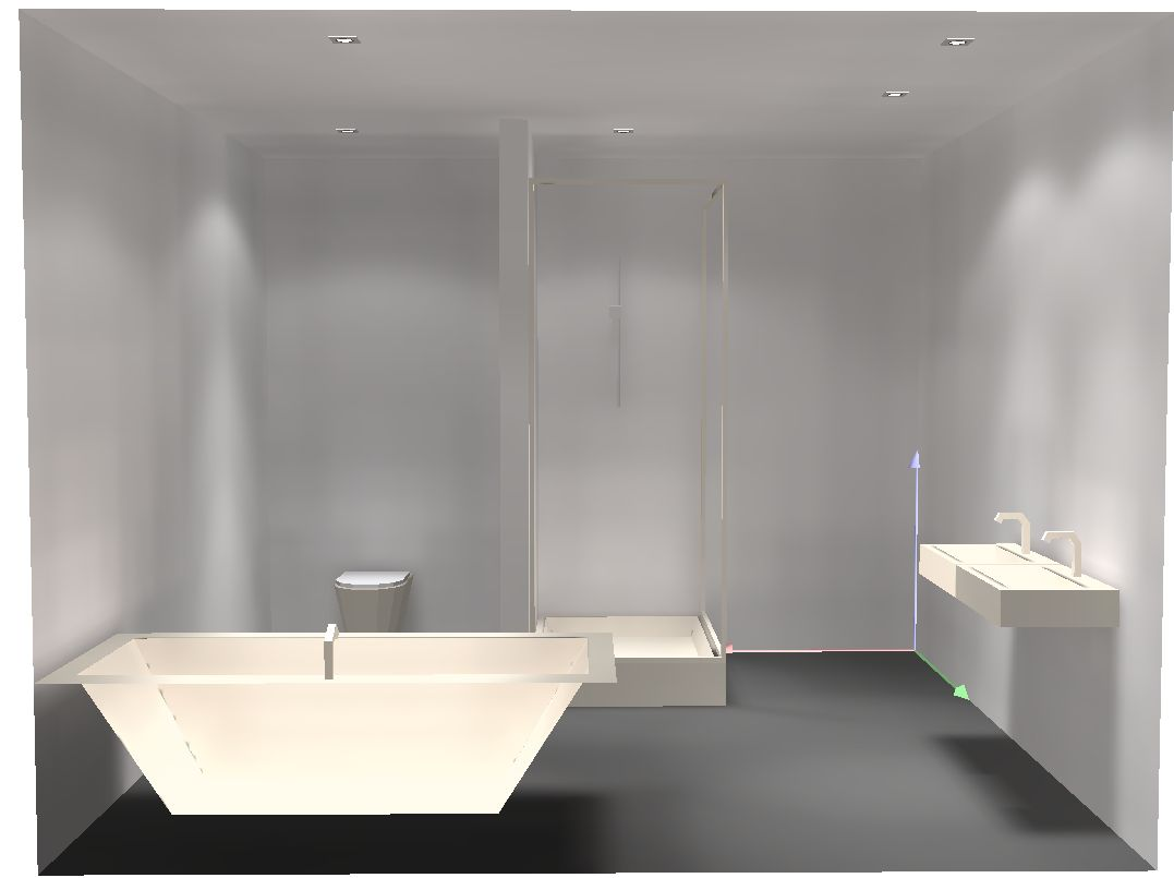 Hervorragend Hausbau-Nickern Blog: Verkabelung LED-Beleuchtung Bad OE17
