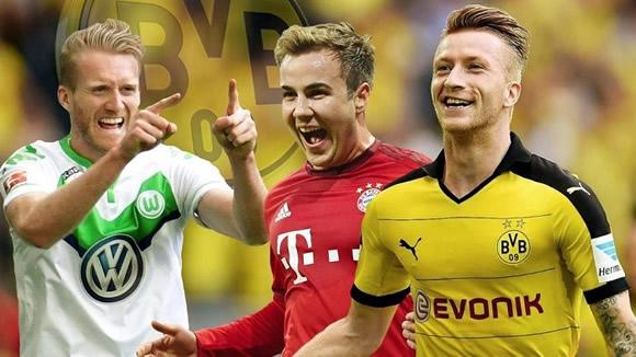 Ambisi Dortmund Menjegal Dominasi Bayern Munchen