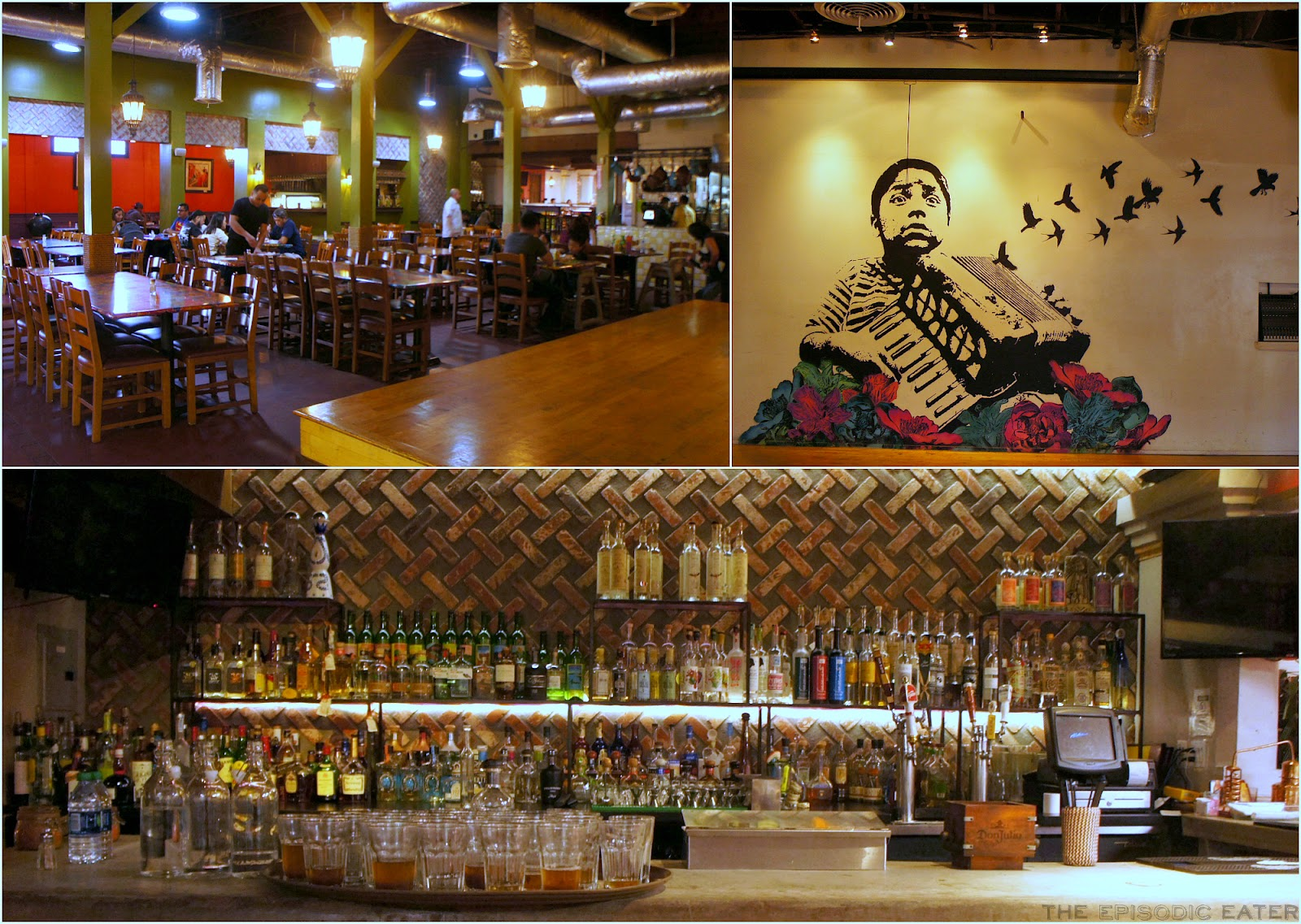 Guelaguetza Restaurante (Los Angeles, CA) + Lunch with Jonathan Gold of City of Gold on The Episodic Eater