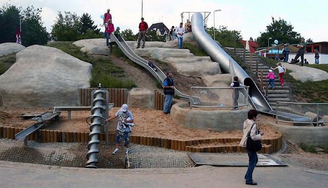 Gutovka Park em Praga