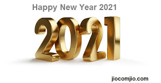 happy new year 2021 date