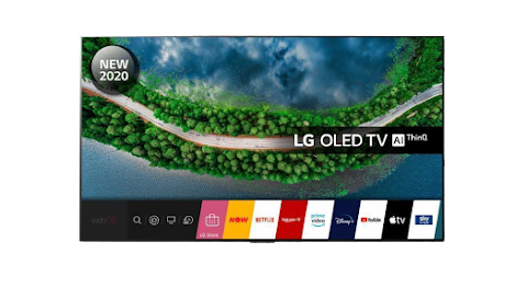 LG OLED 7 inch gaming TV