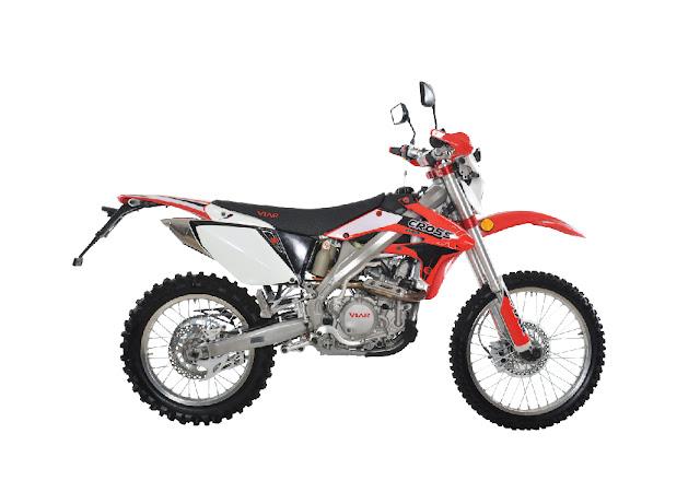 Spesifikasi Motor Trail 250 cc Viar Cross X 250 ES
