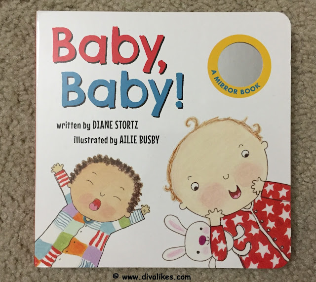 Children's Book Review Baby, Baby!