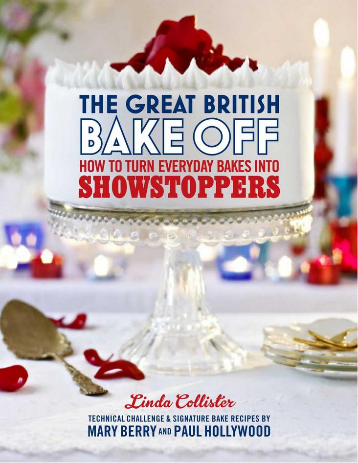 Great British Baking Show Recipe Tiny Cakes