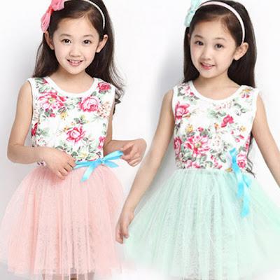 Tips Berpakaian Untuk Anak-Anak Yang Tepat