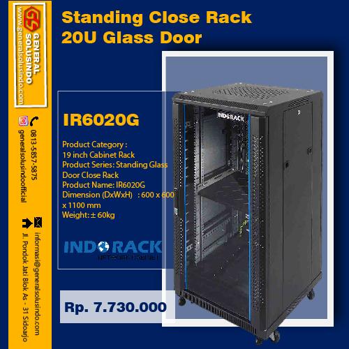 Rack Server dan Instalasi Server Baru di Bali Denpasar Murah