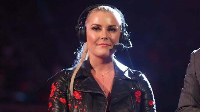 Corey Graves brinca sobre possível ida de Renee Young a NJPW