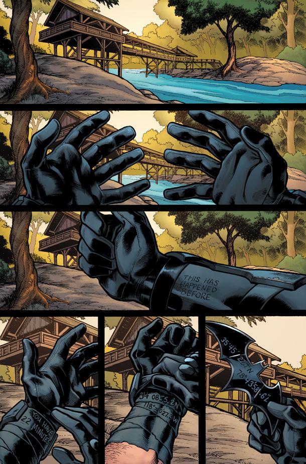 Batman/Fortnite - Page 1