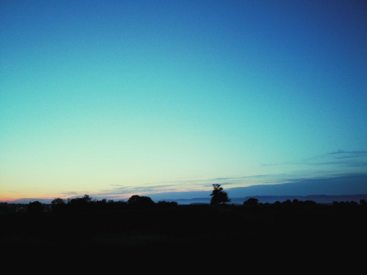 Huawai P20 – Sonnenaufgang am 22.08.2019