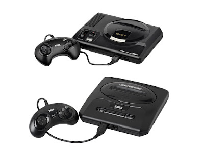 Sega Genesis & Sega Mega Drive 2