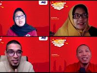 Dukung Transformasi Digital UKM Purwakarta, JNE Gelar Goll Aborasi Bisnis Online 2021