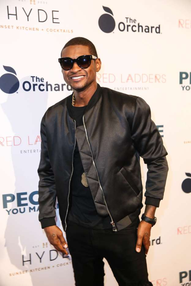 Usher's house is burglarized, $820k in cash and jewelry stolen