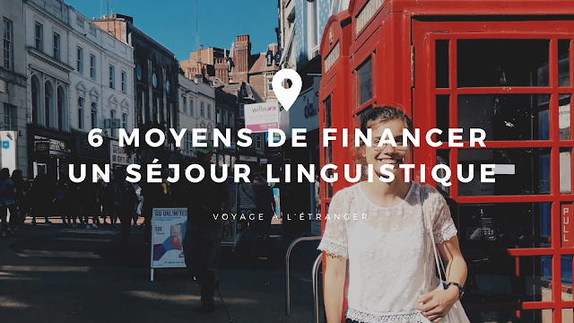 financer sejour linguistique
