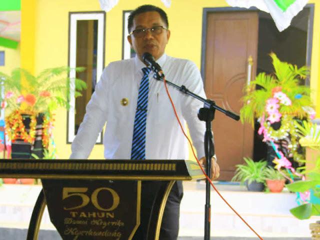 Petrus Fatlolon Minta Warga Waturu Bebaskan Lahan untuk Air Bersih