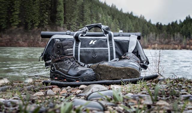 KORKERS - Terror Ridge & Mack s Canyon Wader Bag Promotion