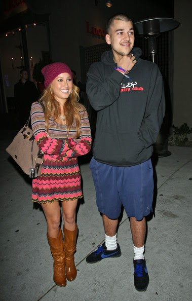 Messed Up Life Quotes: Chatter Busy: Rob Kardashian Breaks Silence On Ex
