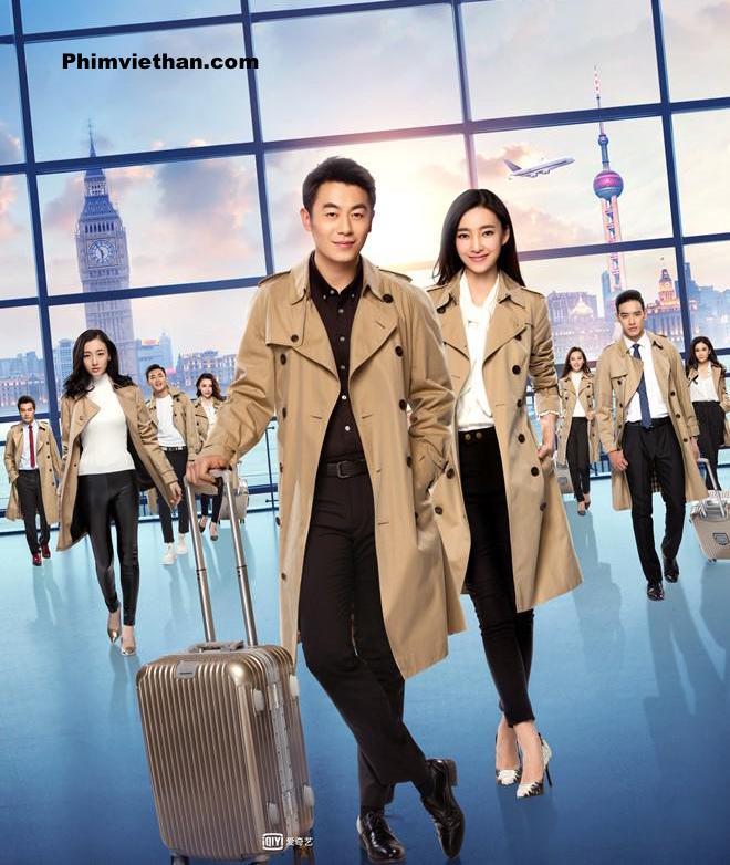 Phim tình yêu vượt đại dương Trung Quốc 2017
