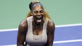 Serena Williams knocked out of the US Open by Victoria Azarenka