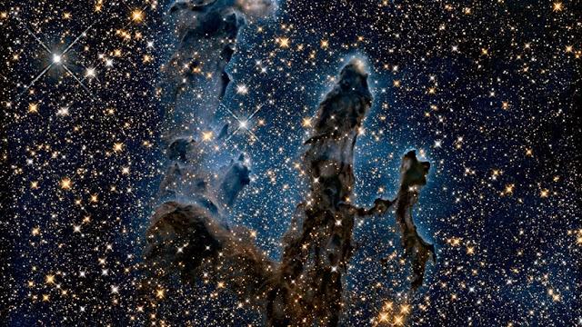 Σύμπαν:  Άγρια Ομορφιά στις νέες εικόνες των «πυλώνων της δημιουργίας»