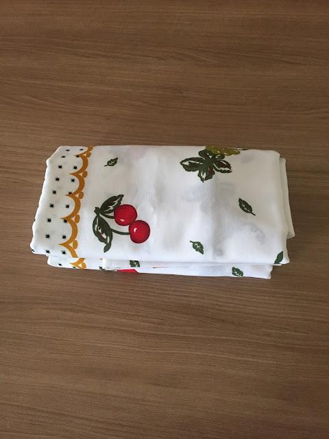 como fazer dobras de toalhas