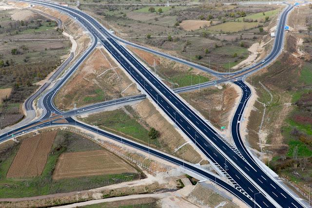 84 εκατ. ευρώ παραπάνω κόστισε ο αυτοκινητόδρομος Μορέα