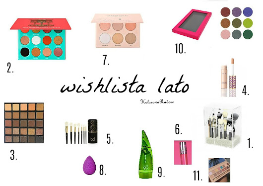 WISHLISTA LATO 2017