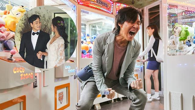 Park Haesoo, ator de Round 6, acabou de se tornar pai