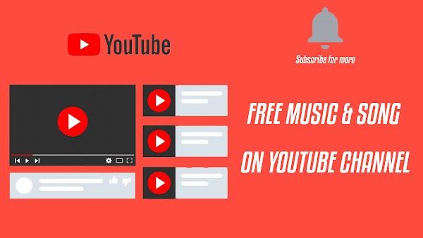 Channel Youtube Ini Berikan Musik dan Lagu Gratis Secara Cuma Cuma!