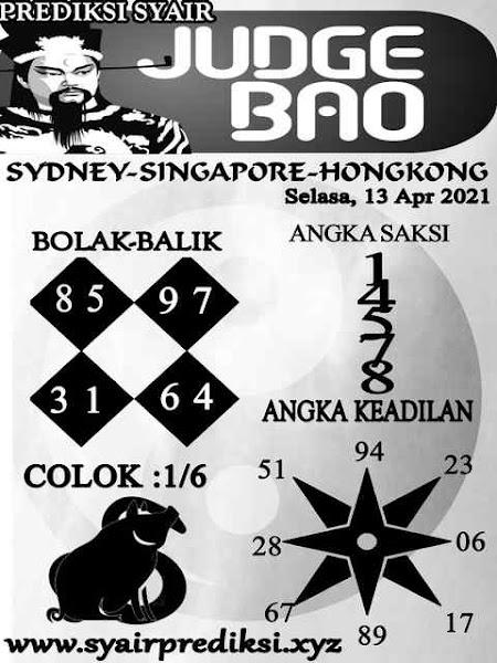 syair hongkong