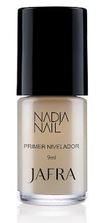 Primer Nivelador de unhas Jafra Nadja Nail – 9 ml