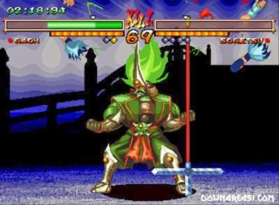 Samurai Shodown V Special (Neogeo) - Download Game PS1 PSP